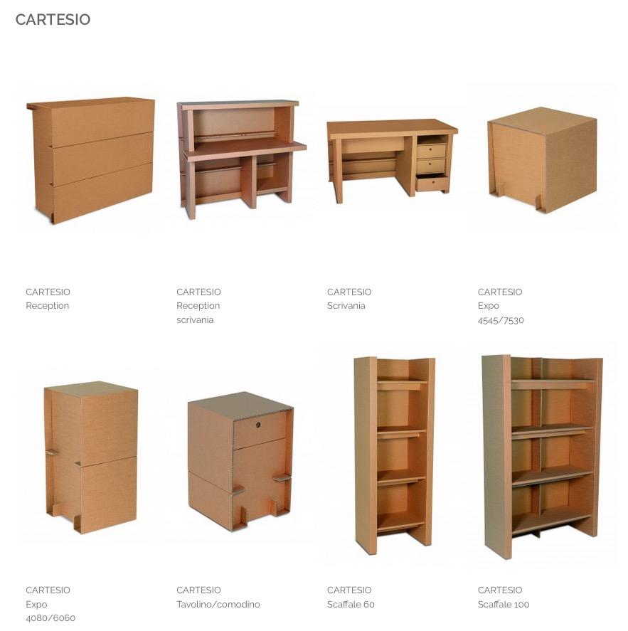 Mobili cartone pressato with mobili cartone pressato - Mobili in cartone pressato ...
